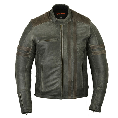 Men's Leather Jackets image