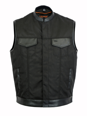 Wholesale Men's Leather Vests